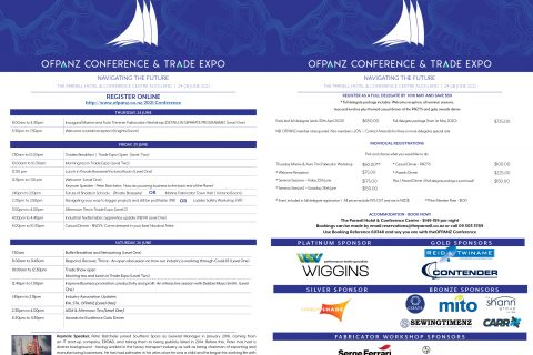 2021 Conference Registrations Now Open