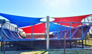 2018 Awards for Excellence Winner – Commercial Shade Structures