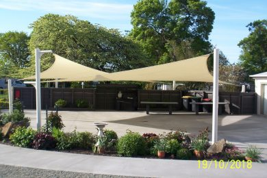 Commercial Shade Sails – The Shade House 2016 Ltd