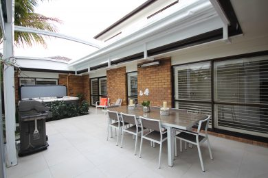 2020 Awards for Excellence Winner Retractable Awnings