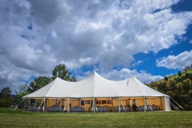 2020 Awards for Excellence Winner Tents, Marquees & Air Inflated Structures