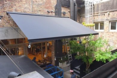 2021 Awards for Excellence Winner – Awnings Retractable