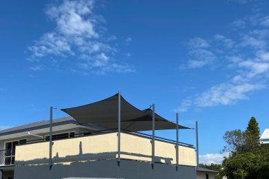 2021 Awards for Excellence Winner – Shade Sails – Domestic